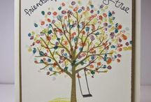 Sheltering tree - stampin up