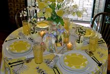 Tablescapes / by Silver Grayson