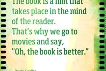 Quotes about Books and Movies
