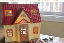 Pet Theme Activities / Toddler and preschool pet theme activities, crafts, and printables