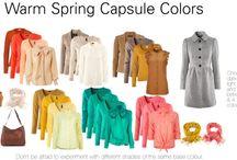 Lentetype / inspiratie outfits voor het lentetype