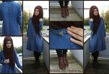 Hijab style / all about Hijab and style