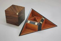 wooden inspiration boxes