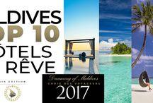 Le TOP 10 Des Hôtels de Rêve Des Maldives. Les Plus Beaux Hôtels