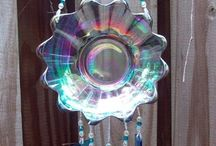 Glass Crafts / Fused glass crafts or small projects for classes