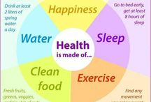 Health, Fitness & Mind