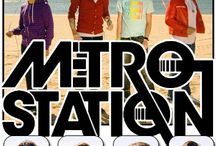 Metro Station / by Vanessa :) ✌👌💯