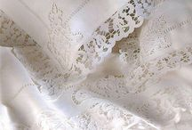 Laces and Embrodery Linens