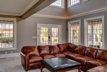 Our Living/Family Rooms / by Farinelli Construction & Design Studio