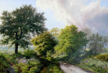 Daniel Van Der Putten: A Contemporary Dutch Master