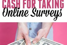 Surveys / Make money with surveys. Legit ways of making an extra income from home using surveys.