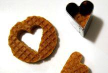 Cute Cookies & Recipes / by Danielle Slingerland - van der Aa
