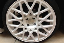 St. Albans / Alloy Wheel Refurbishment & Customisation from The Wheel Specialist in St. Albans.