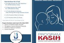 KASIH (Komitmen untuk Anak & Ibu Sehat HERO) / KASIH (Komitmen untuk Anak & Ibu Sehat HERO)