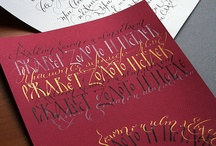 Calligraphy And Typo