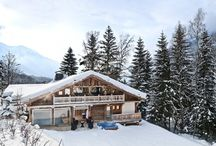 Travel - Winter Holidays / Inspirational getaways for the winter months and Christmas holidays.