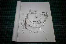 Ilustration Sketch