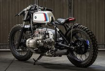 Beautiful BMW bikes