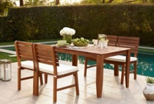 Outdoor Furniture / by Jenna Crandall