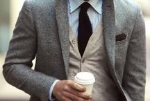 how men should dress / by Britany Brashears