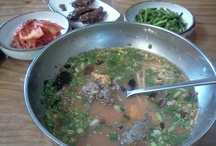Jeju Food 濟州道 飮食 제주 음식  / 맛집이라기 보다는 제가 제주 여기저기를 다니며 먹는 음식들입니다. ^^