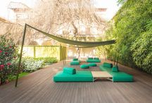 outdoor furniture / by Margot Laisaar