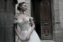 wedding dresses and stuff <3