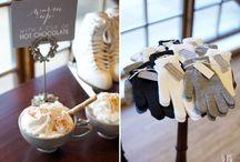 A Cozy Winter Wedding / by Hazel Q