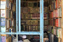Estas son librerías