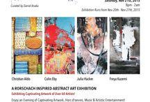 Art Shows-Toronto