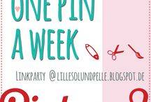 One Pin a Week