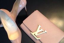 shoes&clutch