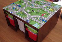 Ikea hack for kids