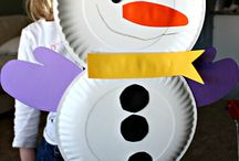 winter toddler crafts