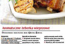 Przepisy kulinarne - potrawy z grilla