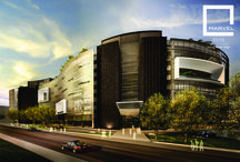 Marvel Edge, Viman Nagar, Pune / Commercial and Retail Spaces at Marvel.