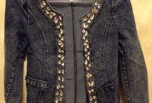 roupas looks pedrarias bordados