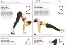 get fit / by Ashley St. Cyr