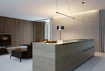 keuken modern design / minimalistisch