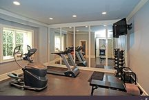 Home Gyms / by TW