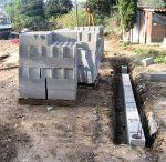 fondation mur