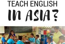 Teaching English Abroad / Everything you need to know about teaching English abroad. Teaching ESL English. Teaching TEFL/TESOL English overseas. CELTA teaching. Why teach English abroad? What qualifications do you need to teach English abroad. Where is best to get your TEFL. How to get a job teaching English abroad. Teaching online, digital nomad, teaching English in Asia, Europe. Teaching resources, teaching tips and advice.