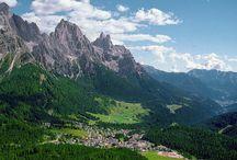 Dolomiti Life - Primiero / La valle di Primiero è situata nel Trentino Orientale, si identifica con la valle del Cismon, comprende Canal San Bovo, Sagron Mis e fa parte della valle anche l'importante stazione turistica di San Martino di Castrozza che si divide tra i comuni di Siror e Tonadico (di cui rappresenta una frazione) situato a circa quattordici chilometri da Fiera di Primiero lungo la strada S.S. 50 in direzione del Passo Rolle