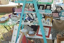 Craft Booth/Display Ideas / by Candice