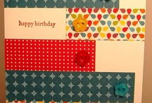 Cards and Paper Crafts / by Mary Ellen