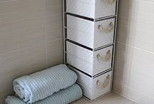 Cabinet Storage Rack Baskets 4 Drawers