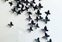 thoughts arrive like butterflies