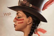 Illustrators & Illustrations