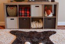Woodland bedroom ideas
