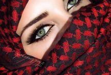 Oczy.